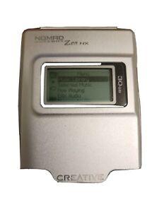 Creative Labs Nomad Jukebox Zen Nx 30 Gb Mp3 Player