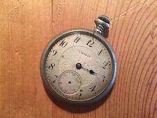 Very Rare LIVADIA Pocket watch - Reloj de bolsillo - Acero Steel