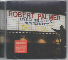 Robert Palmer Live At The Apollo CD NEU Some Like It Hot Johnny & Mary Pride