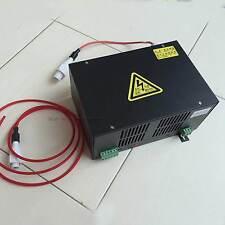 40W CO2  Laser Power supply 110V for 70 80 85 100cm Laser Tube Engraving Cutter