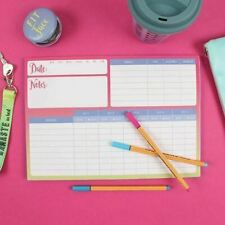 A4 Tear off Gym Workout Planner