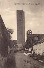 P4105    Viterbo, CORNETO TARQUINIA  S. Maria in Castello 1910