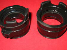 2 95-08 VT1100C Shadow Aero Ace Sabre Carb Holders Intake Manifold Boots 11-4878