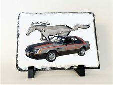 New 1979 Ford Mustang Pace Car Photo Slate!!