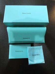 Tiffany & Co Sunglasses Eyeglasses Large Magnetic Case Box Set