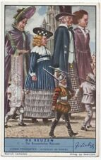 Brusselsche Reuzen Parades And Festivals Brussels Belgium 75+ Y/O Trade Ad Card