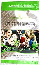 30 Drunken Nights Hangover PATCHES Prevention Remedy Vitamins B1 B12 B6 Ginseng