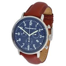Messerschmitt Bauhaus Uomo Cronografo MODEL me108-80l Ronda 5030 movimento dell'orologio 5atm