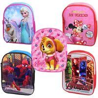 Rucksack Backpack Back to School Bag - Disney / Character - Choose Design