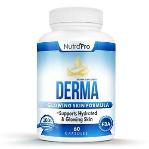 Dermal Repair Complex for  Healthy Hydrated Glowing Skin & Anti Wrinkles