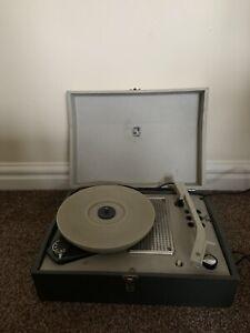 Vintage Portadyne Turntable