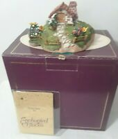 WDCC Pratical Pig`s Brick House Disney Collection The Three Little Pigs Box &COA