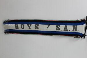 Sciarpa calcio scarf ULTRAS INTER BOYS SAN bufanda Schal écharpe