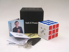 QiYi The Valk3 power M 3x3x3 Magnetic Speed Magic Cube High-end Toys White