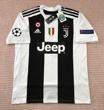Cristiano Ronaldo Juventus Soccer Team New Men s Home Soccer Jersey - Size L 727203935