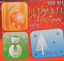 Ultimate Christmas Mix (CD, 2007) 3 CD Set