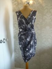 PRASLIN print dress size 16