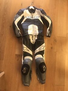 Alpinestars Leather Suit Racing