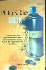 UBIK  K. DICK PHILIP FANUCCI 2019