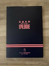 BTS OFFICIAL MERCH BTS ON STAGE EPILOGUE PROGRAM BOOK PRE-OWNED RARE !