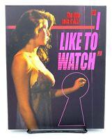 I Like To Watch Sorority Sweethearts [LTD Vinegar Syndrome Blu-ray] w/ Slipcover