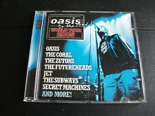 NME Oasis Presents CD 2005 The Coral The Zutons The Bees Futureheads RARE OASIS