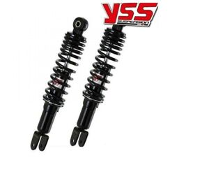Pair Shock Absorbers Rear YSS Adjustable Honda Sh Ie 125 2008
