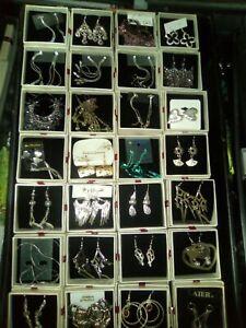 bulk lot of 24 pairs of ear rings