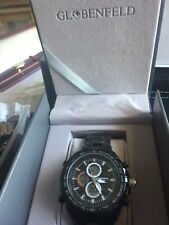 Chronograph Sports Watch- Brand New Globenfeld Stunning!