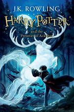 Harry Potter and the Prisoner of Azkaban: 3/7 by J.K. Rowling New Paperback Book