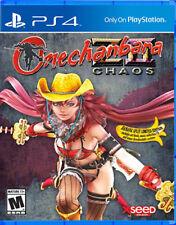 Onechanbara Z2: Chaos - ''Banana Split'' Edition PS4 New PlayStation 4, playstat