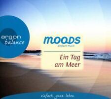 Moods - Ein Tag am Meer: Balance moods - einfach Musik - CD