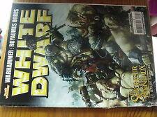 µ? Revue White Dwarf n°129 Warhammer Seigneur des Anneaux  Corps à Corps YOURTE