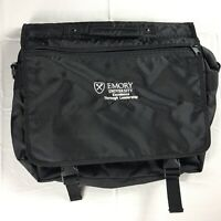 Emory Eagles Bag Atlanta Georgia Laptop Case Books Work Student Alumni Graduate