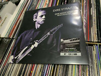 DIRE STRAITS LP ONE NIGHT ONLY NEWCASTLE 89 GREEN VINYL