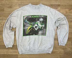 VINTAGE 1990s DAINESE SWEATSHIRT MOTO SWEATER