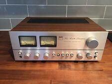 Nad 3030 Amplificador estereofónica Vintage Hi-fi Caja Madera integrada por separado