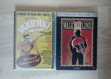 Voodoo Rhythm + Walk the line Special Steelbook Edition, 2 DVD, Musik Filme Cash