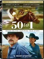 50 to 1 [New DVD] Ac-3/Dolby Digital, Dolby, Subtitled, Widescreen