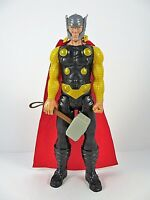 Thor Marvel Hasbro Loose Action Figure 11.5 Inch Titan Series 2013 Cape Weapon