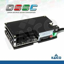 Kaico Edition OSSC Open Source Scan Converter 1.6 with SCART, Component and VGA