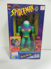 "Spider-Man Animated Series MYSTERIO 10"" Deluxe Edition Figure - Toy Biz NIB!"