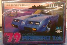 MPC 820 '79 Pontiac Firebird T/A Model Kit Mid America