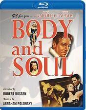 Body and Soul 0887090045209 Blu-ray Region 1