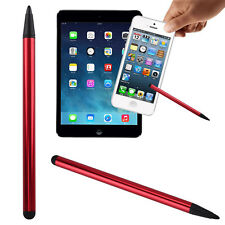 Red Stylus Touch Screen Pen For iPad iPod iPhone Samsung PC Cellphone Tablet