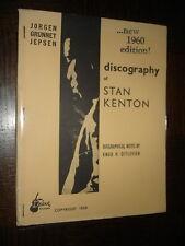 DISCOGRAPHY OF STAN KENTON - 1960