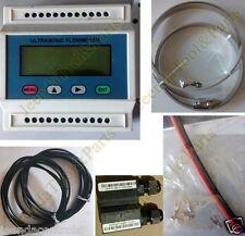 TDS100M+S2H+M2H+PT100 Ultrasonic Flow Heat Module Flowmeter Temperature Test