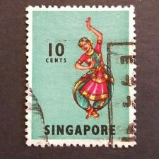 SINGAPORE 1968  mi.nr.  88 C T.13,5