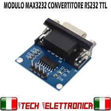 MAX3232 CONVERTITORE RS232 PORTA SERIAL IN TTL