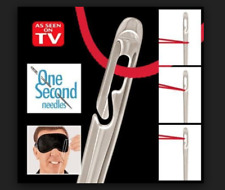 One Second-Needles - As Seen On TV - One Second Needle Set of 12